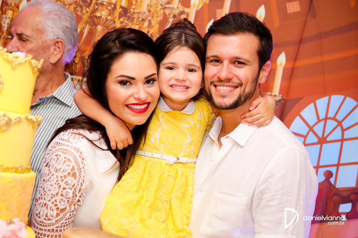 Foto de Aniversário 4 Anos Isabela