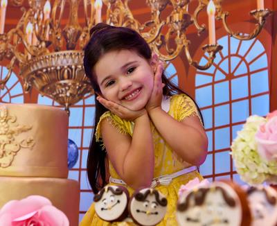 Aniversário 4 Anos Isabela