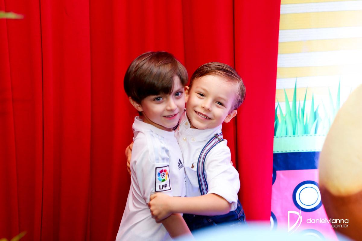 Foto de Aniversário 5 Anos Bernardo