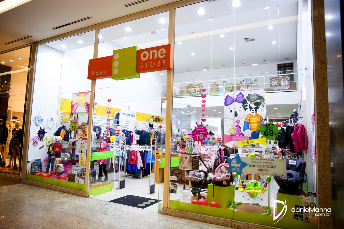Foto de 1º Desfile One Store Via Catarina