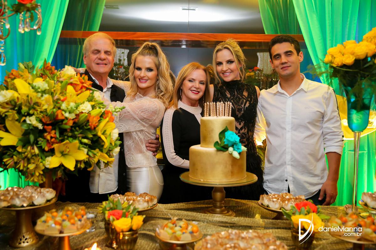 Foto de Aniversário João Paulo e Fabíola