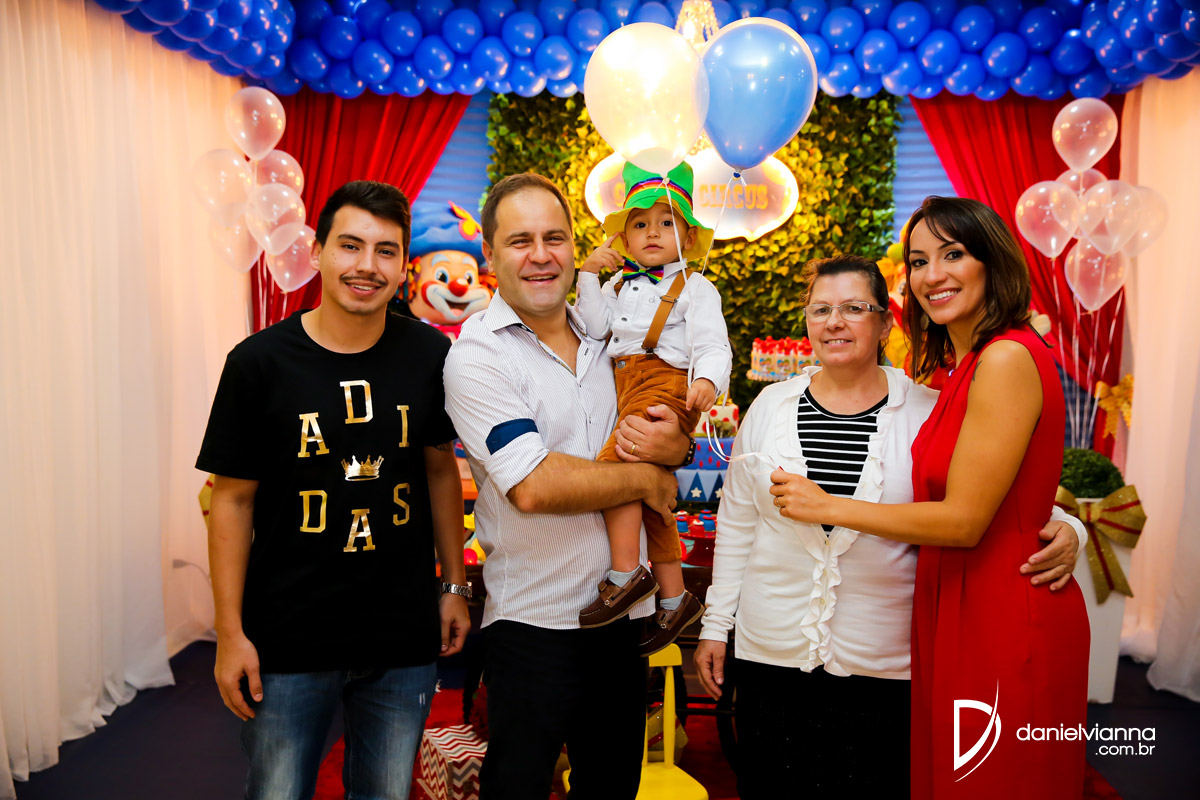 Foto de Aniversário 2 Anos Bernardo