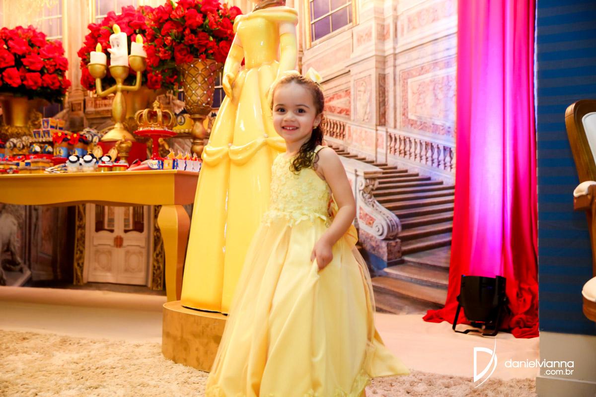 Foto de Aniversário 3 Anos Manuella