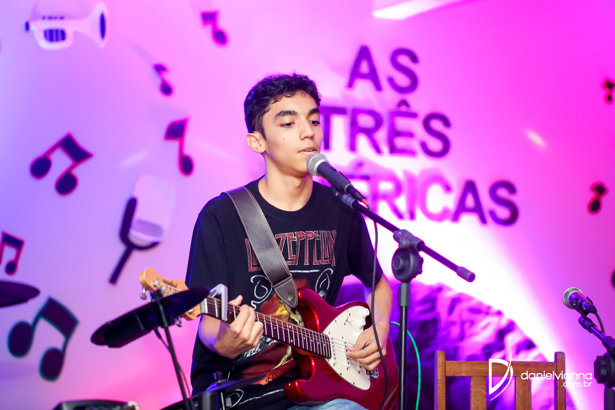 Foto de Noite de Talentos Roda Pião