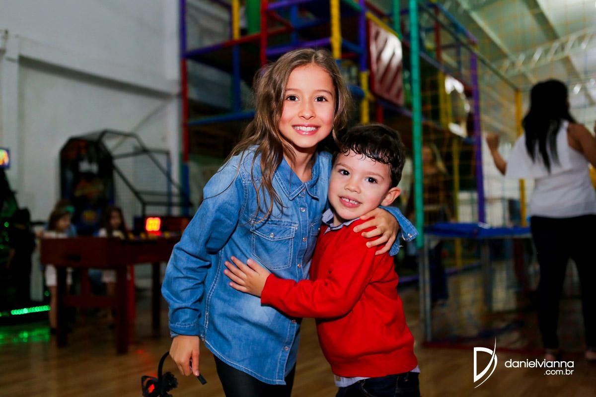 Foto de Aniversário 6 Anos Nicole | Pedro Tayer | Pedro Simone