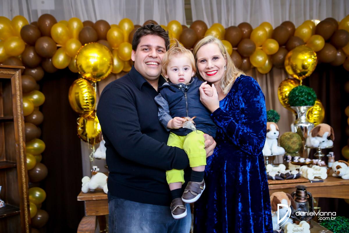 Foto de Aniversário 1 Ano Gabriel