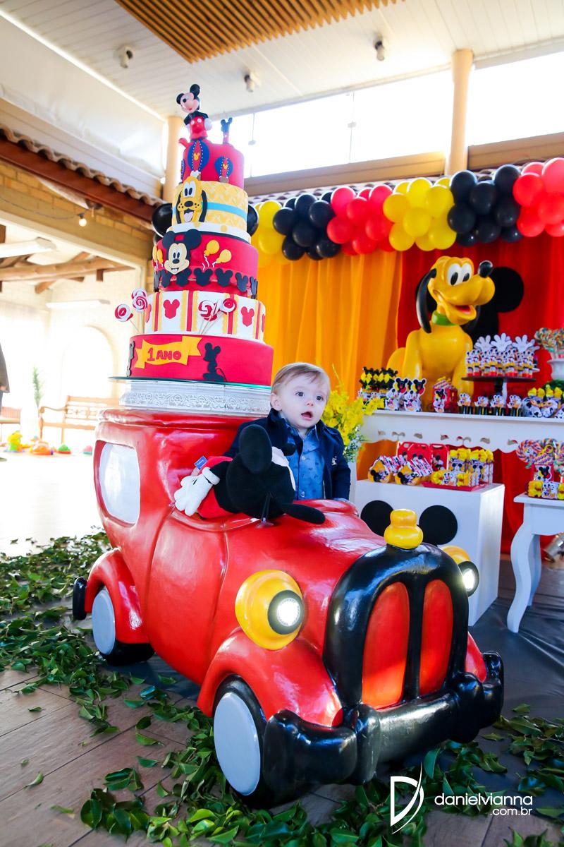 Foto de Aniversário 1 Ano Enrico