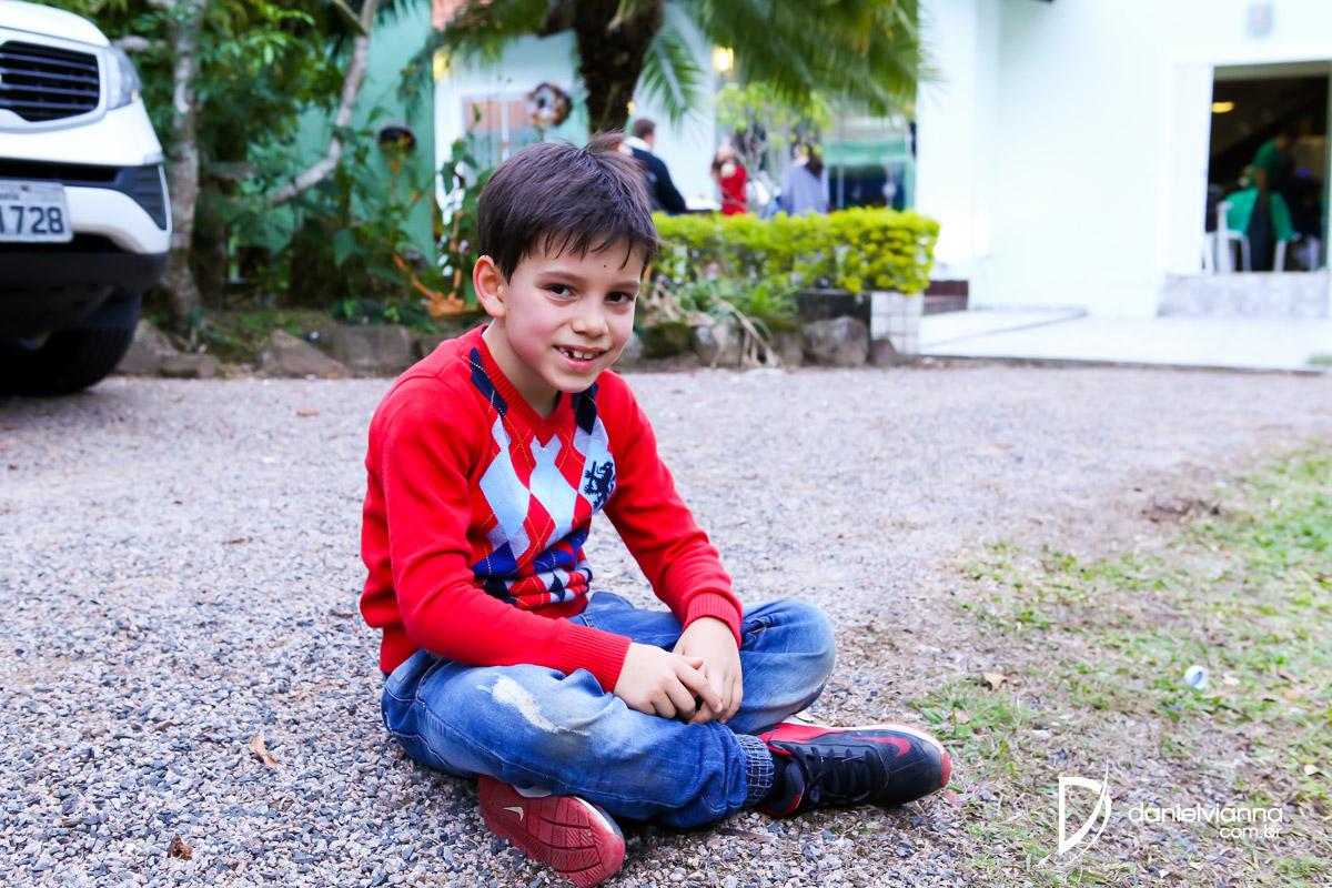 Foto de Aniversário 9 Anos Rodrigo