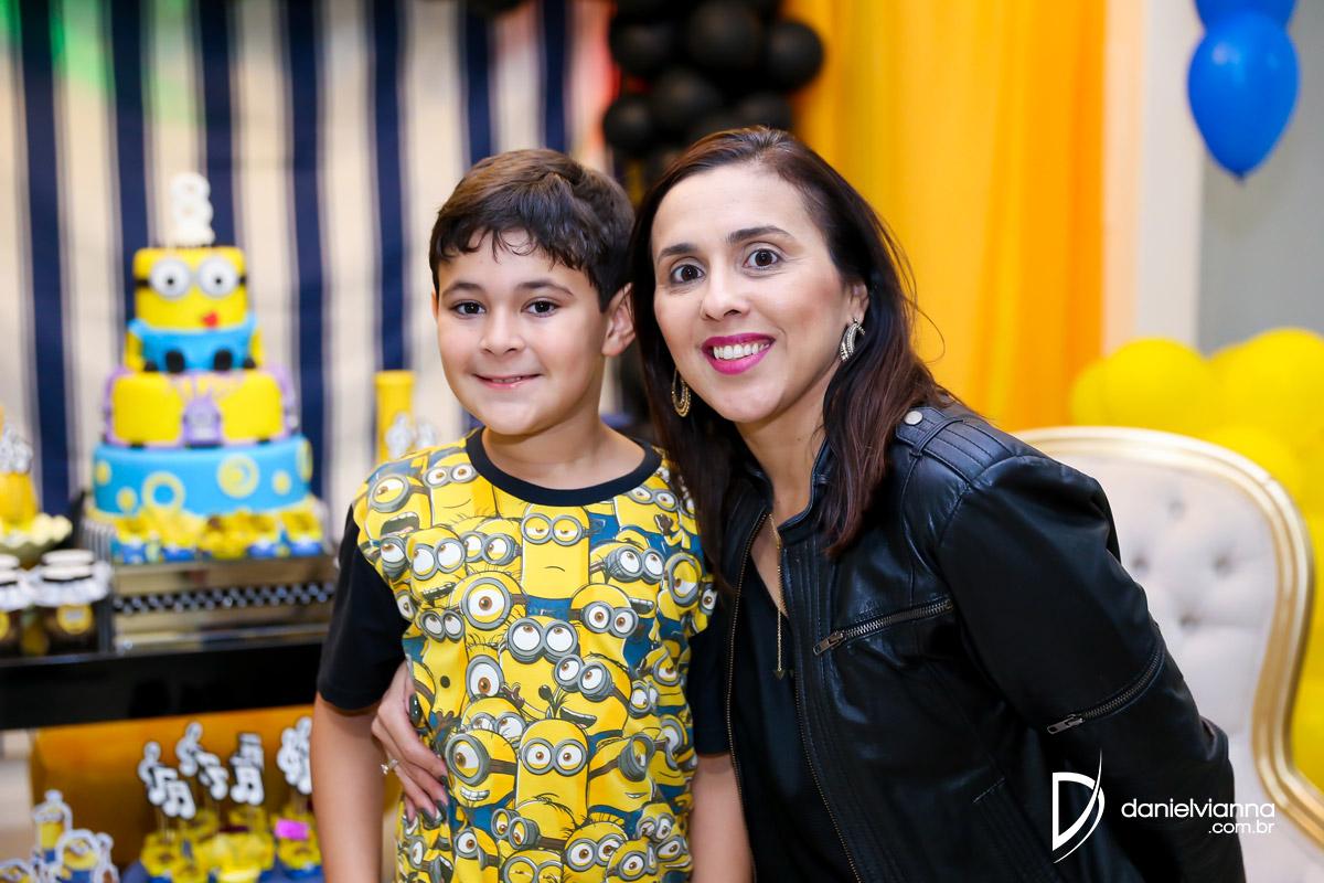 Foto de Aniversário 8 Anos Felipe