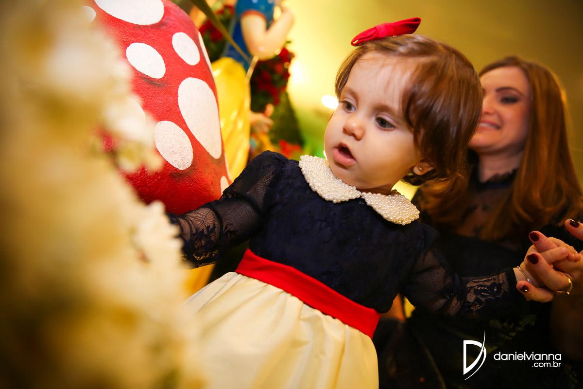 Foto de Aniversário 1 Ano Helena
