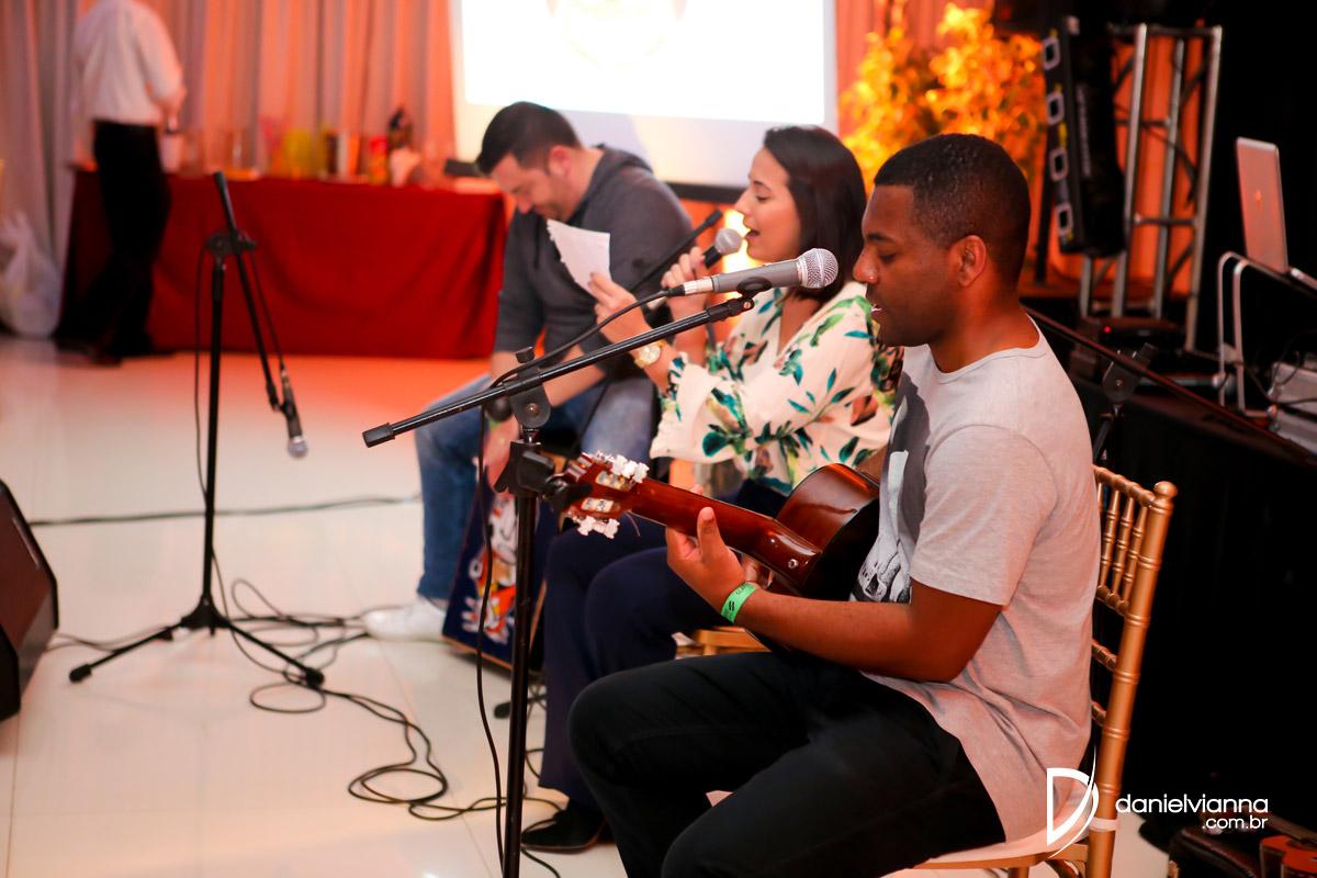 Foto de Festa de Confraternização Seminário Integração Quanta 2017