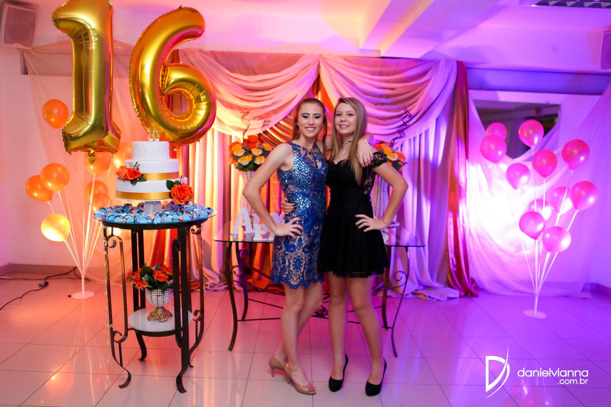 Foto de Aniversário 16 Anos Maria Luiza