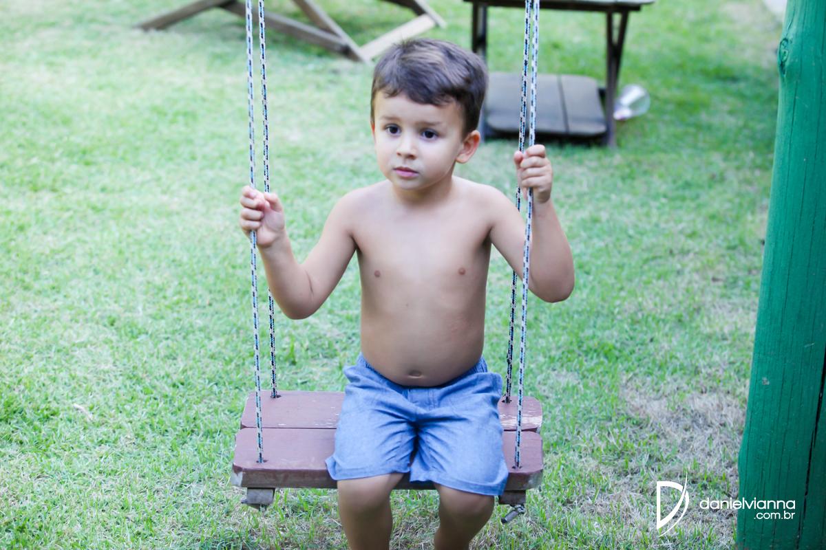 Foto de 4 Anos Antônio