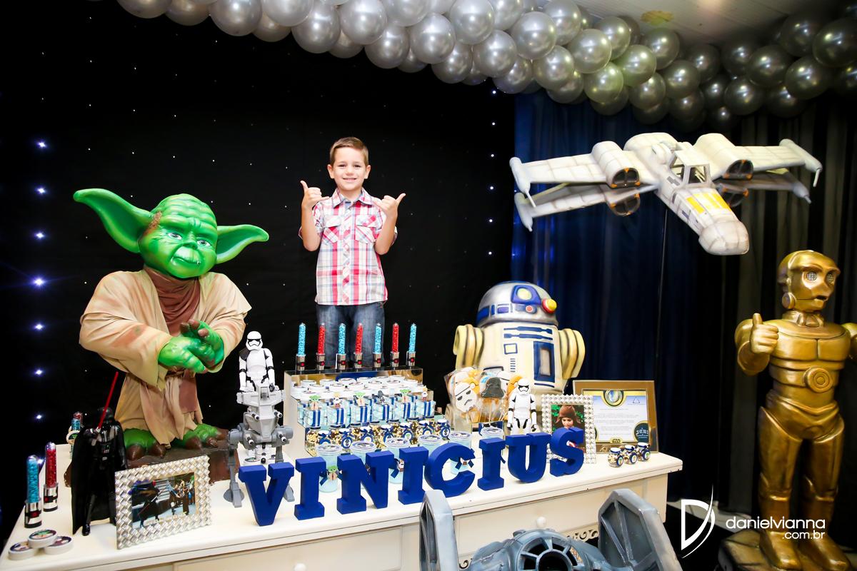 Foto de 5 Anos Vinícius