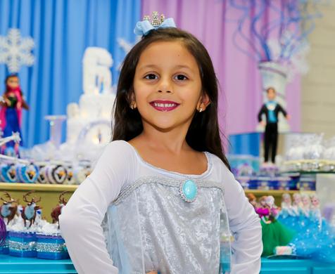 Festas Infantis de 6 Anos Lorena