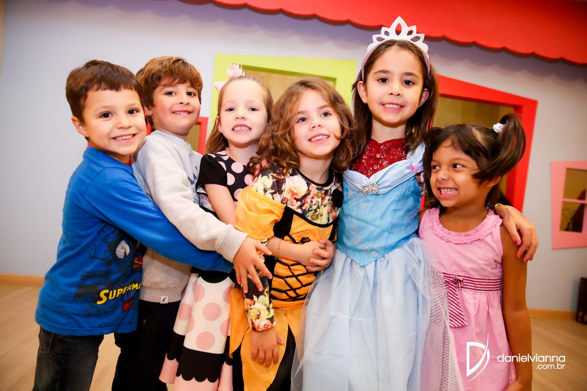 Foto de 5 Anos Emília e 3 Anos Otto