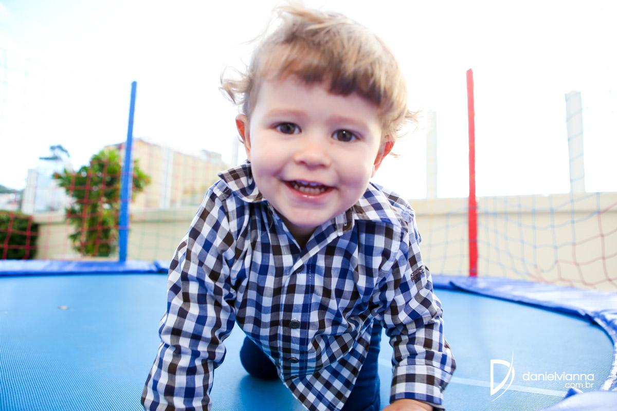 Foto de 2 Anos Miguel