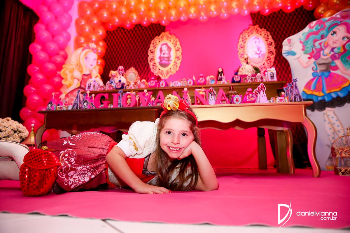 Foto de Aniversário 6 Anos Giovanna