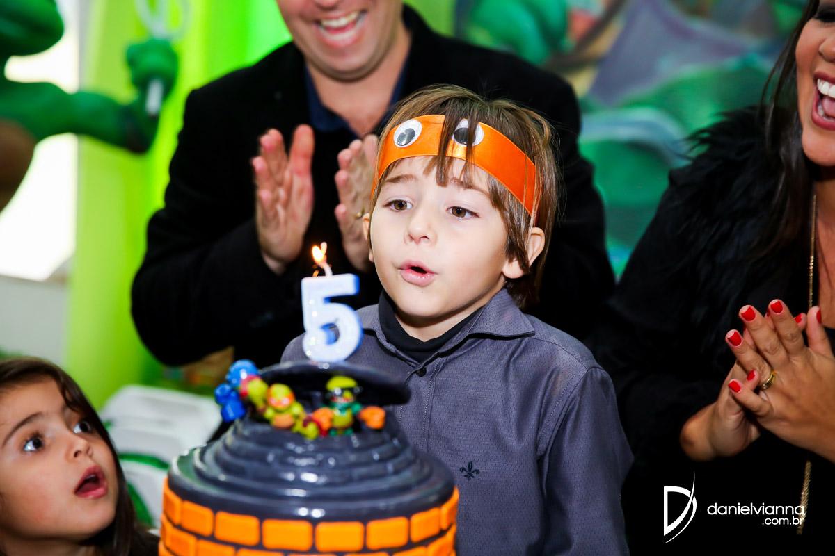 Foto de 5 Anos Henrique