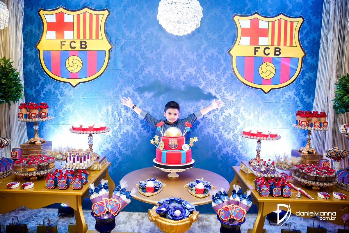 Foto de Aniversário 9 Anos Victor