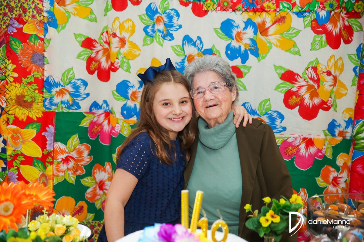 Foto de Aniversário 10 Anos Cecília