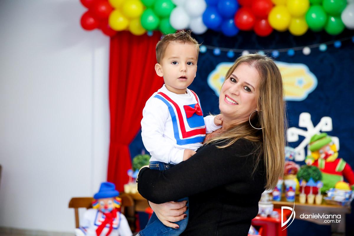 Foto de Aniversário 2 Anos João e Miguel