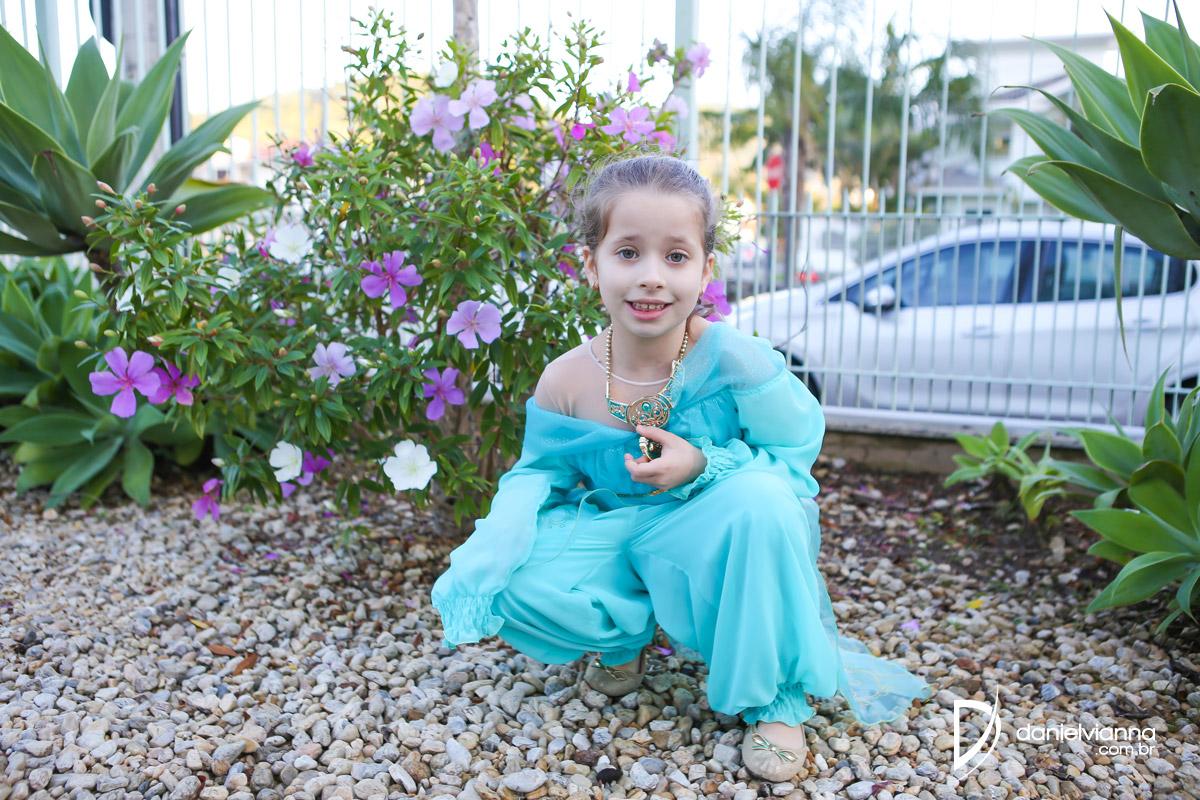 Foto de Aniversário 8 Anos Melissa