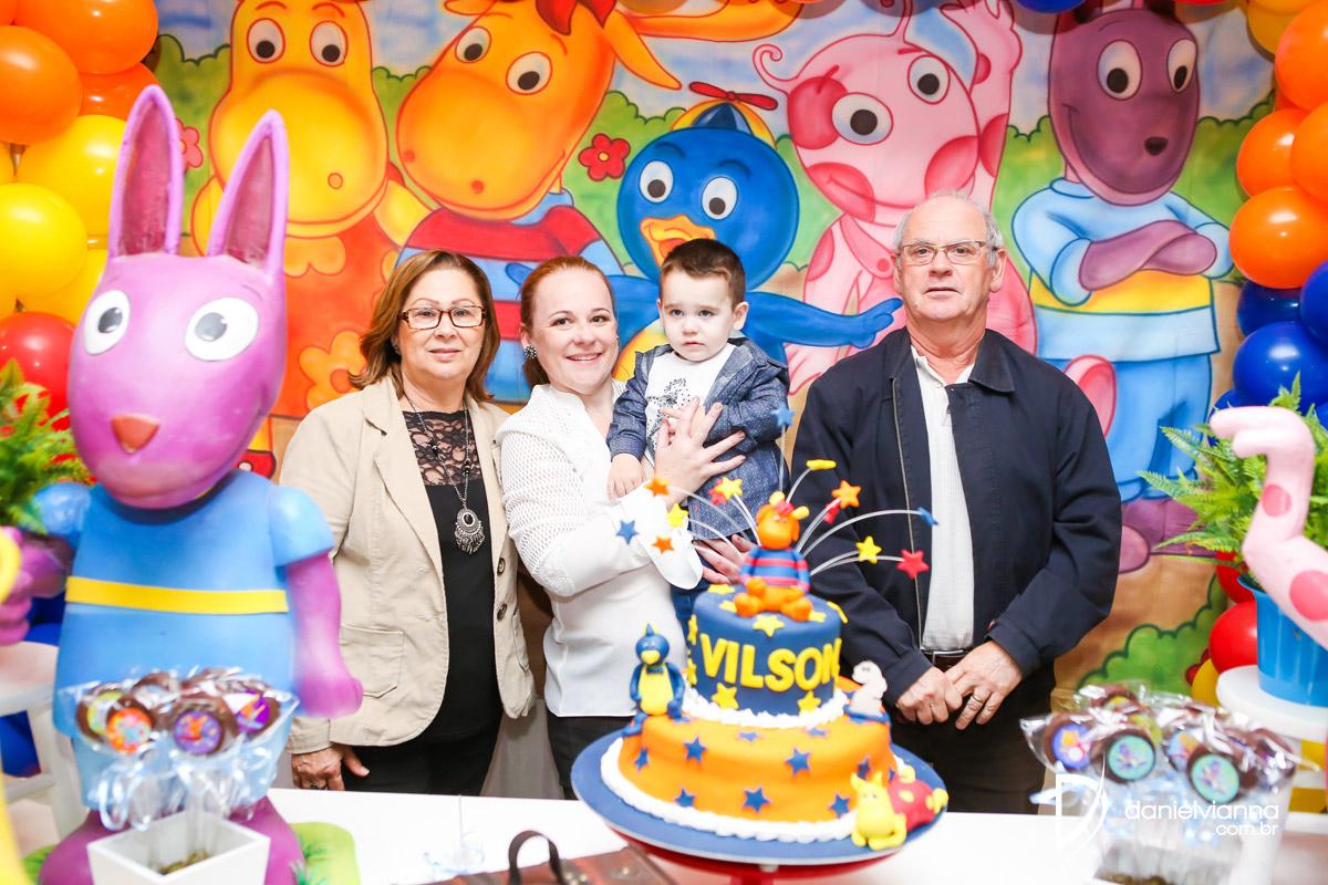 Foto de Aniversário 2 Anos Vilson