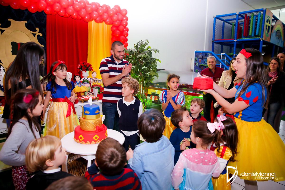 Foto de Aniversário 4 Anos Sofia