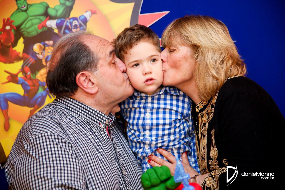 Foto de Aniversário 4 Anos Guilherme