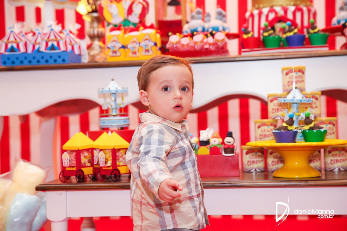 Foto de Aniversário 1 Ano Enzo
