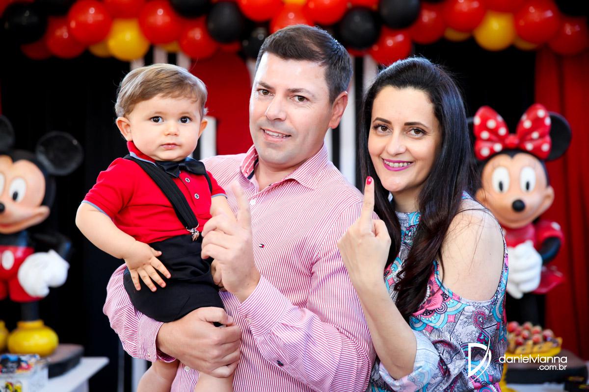 Foto de Aniversário 1 Ano José Antônio