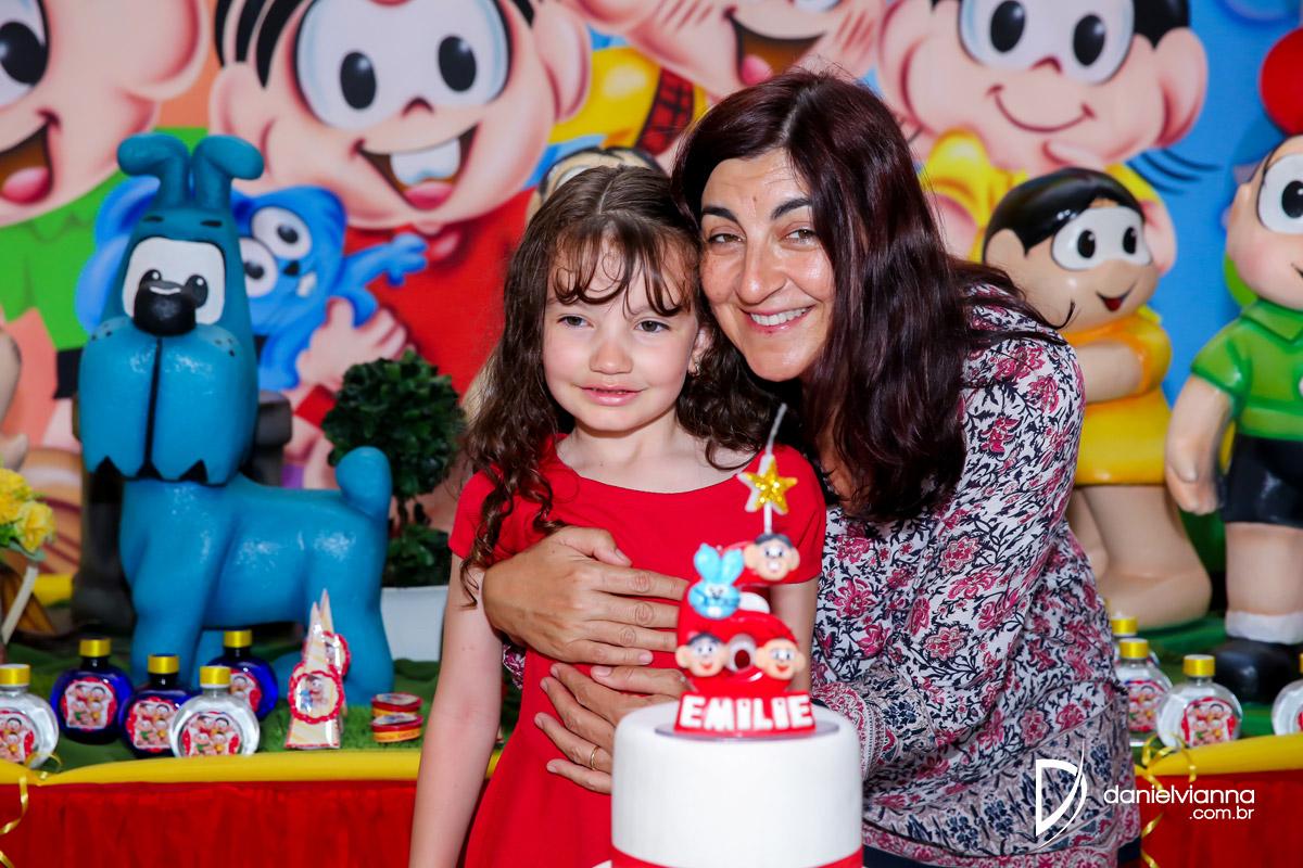 Foto de Aniversário 6 Anos Emilie