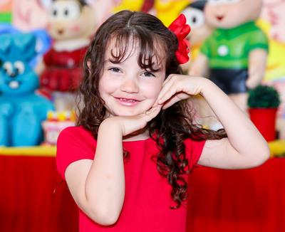 Aniversário 6 Anos Emilie