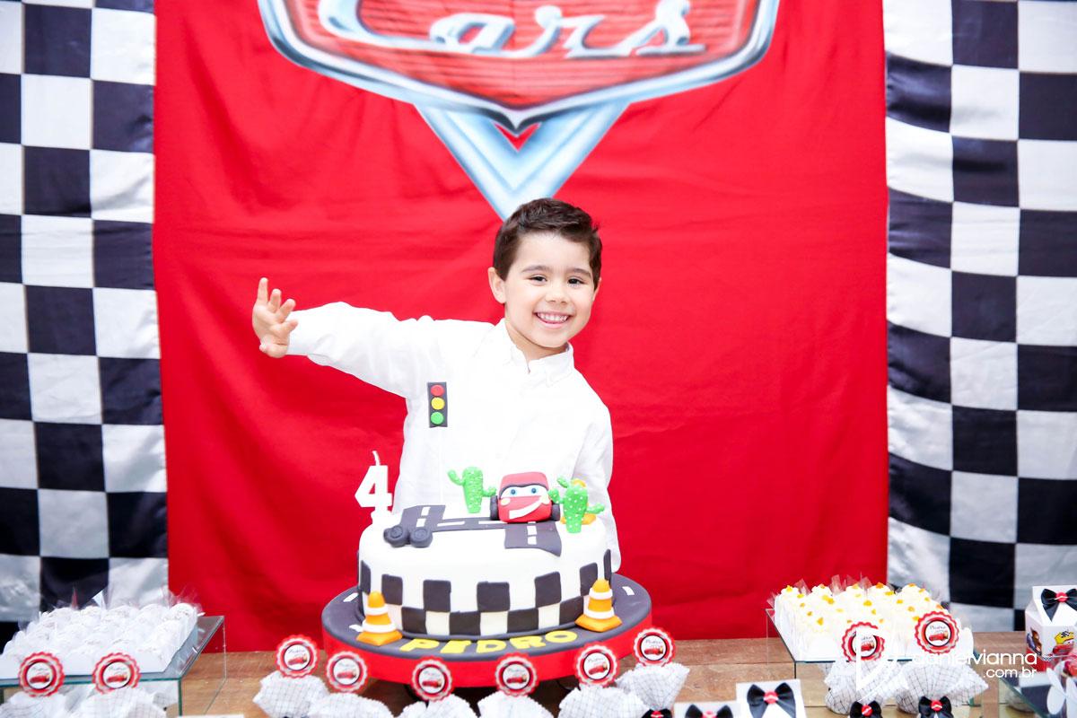 Foto de Aniversário 4 Anos Pedro