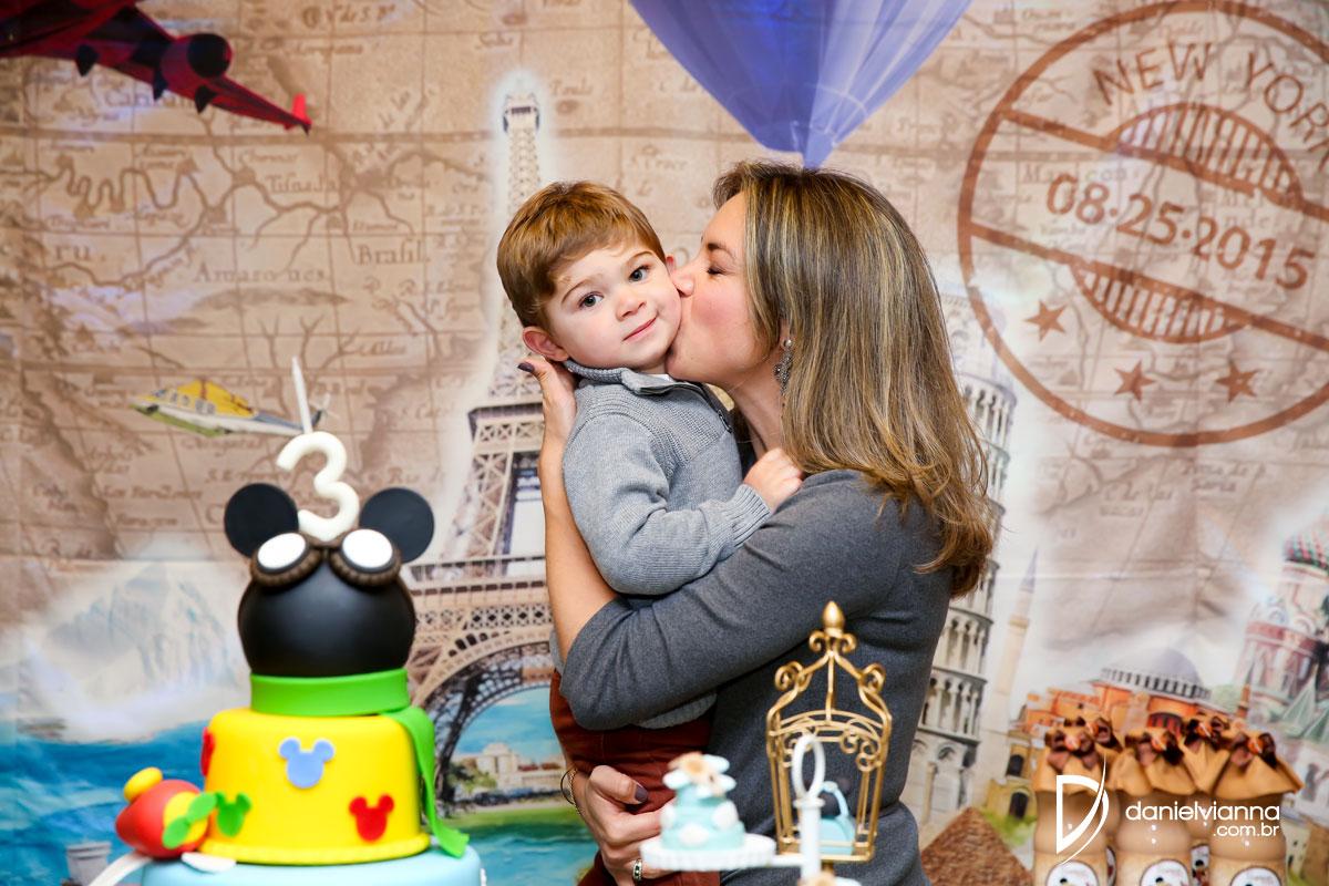 Foto de Aniversário 3 Anos Samuel