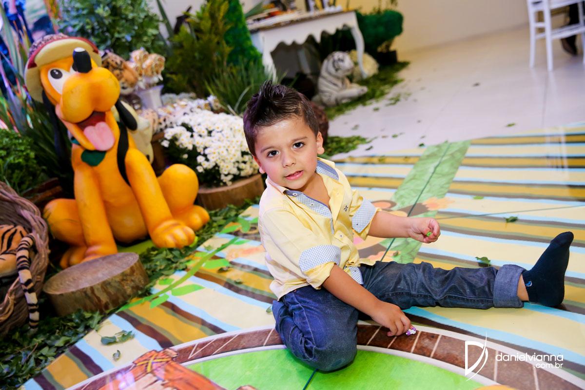 Foto de Aniversário 4 Anos Lucca