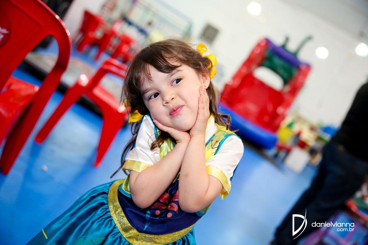 Foto de Aniversário 4 Anos Isadora