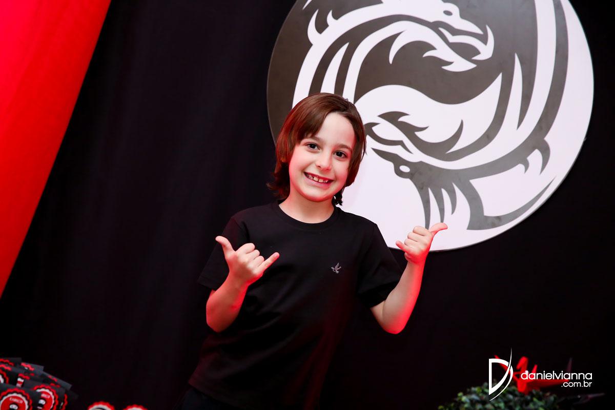 Foto de Aniversário 7 Anos Enrico