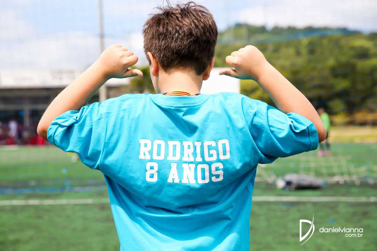 Foto de Aniversário 8 Anos Rodrigo