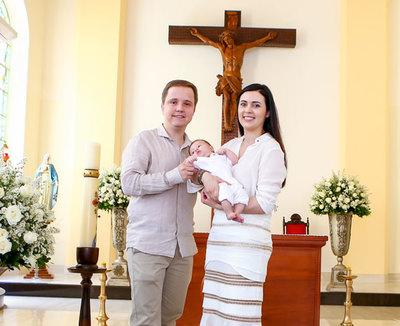 Batizado João Guilherme