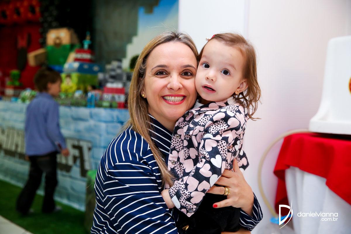 Foto de Aniversário 6 Anos Heitor e 3 Anos Letizia