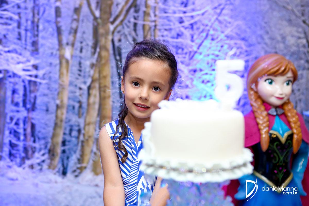 Foto de Aniversário 5 Anos Clara