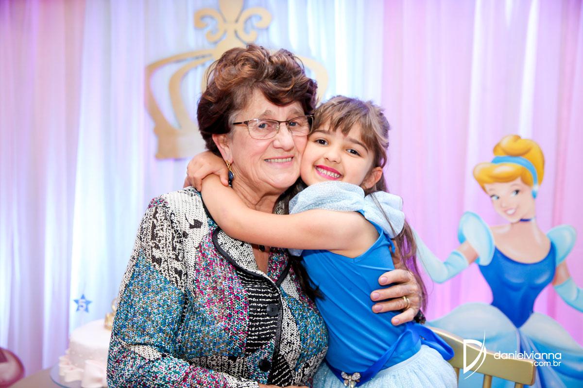 Foto de Aniversário 5 Anos Isadora