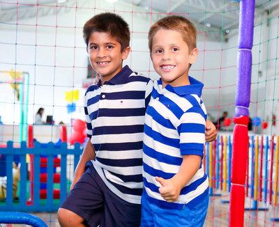 Aniversário 7 Anos Lucas & Felipe