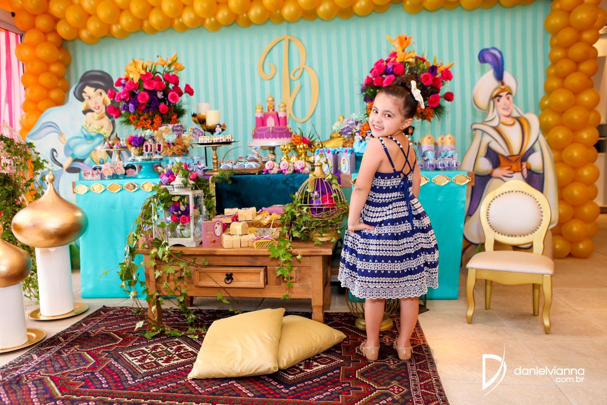 Foto de Aniversário 5 Anos Betina