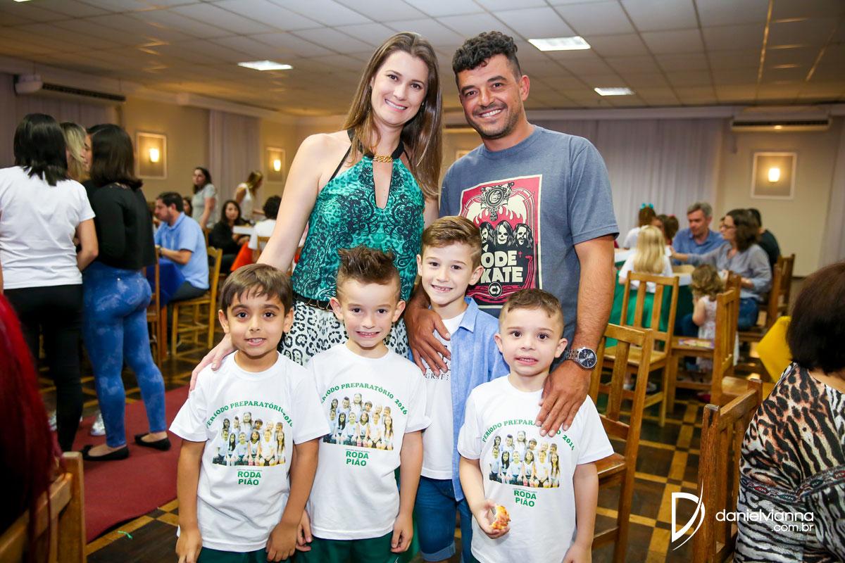 Foto de Confraternização PP Roda Pião