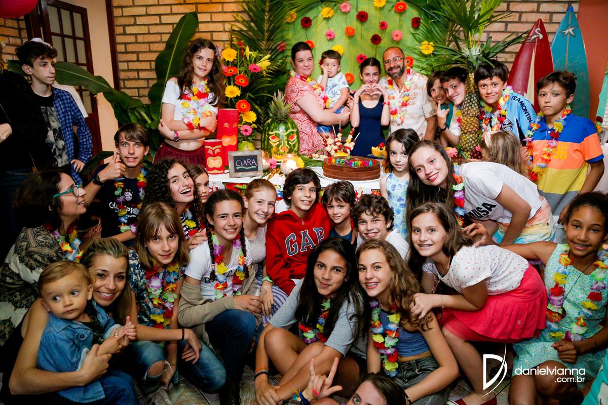 Foto de Aniversário 13 Anos Clara