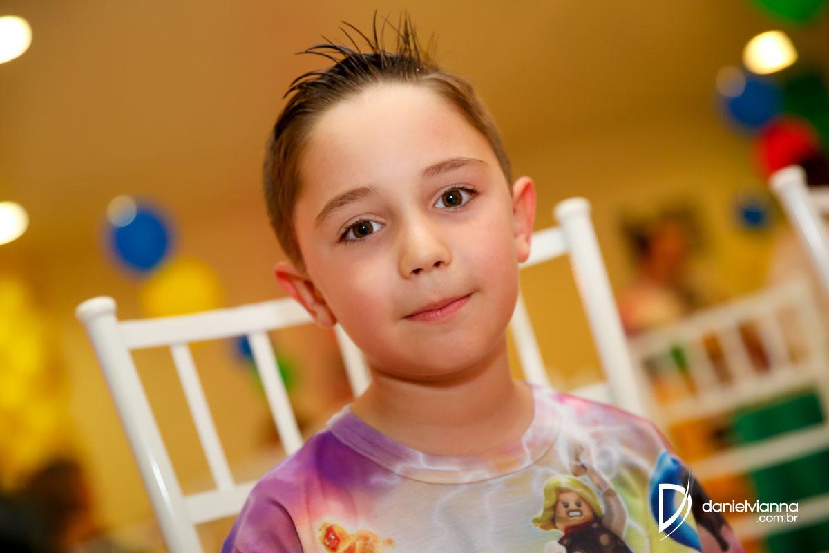 Foto de Aniversário 6 Anos Pedro Henrique