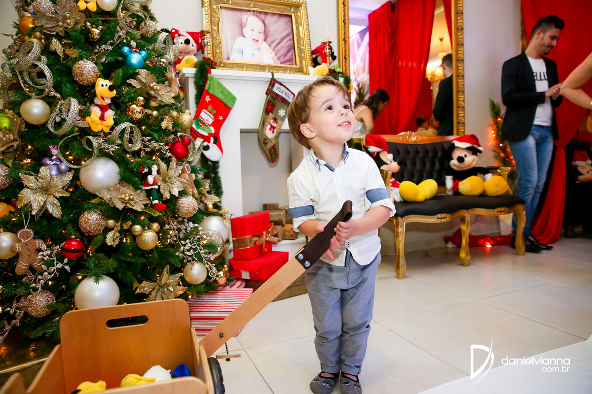 Foto de Aniversário 3 Anos Theo